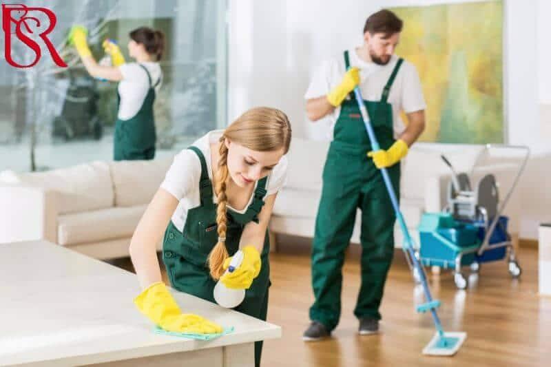 تنظيف البيت في 60 دقيقة