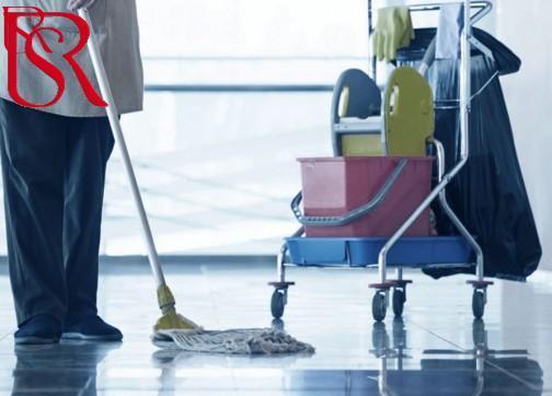 مطلوب عاملة نظافة باليومية