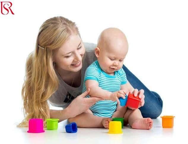 طرق تساعد في كيفية التعامل مع الطفل الرضيع العصبي ؟