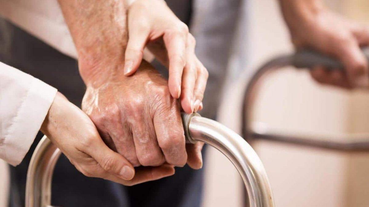 رعاية صحية للمسنين