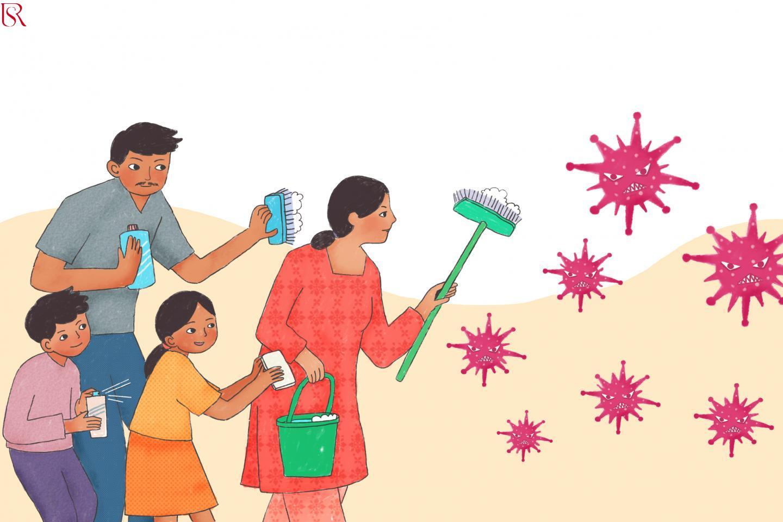 (في الموجة الثانية).. طريقة تعقيم المنزل من الفيروسات