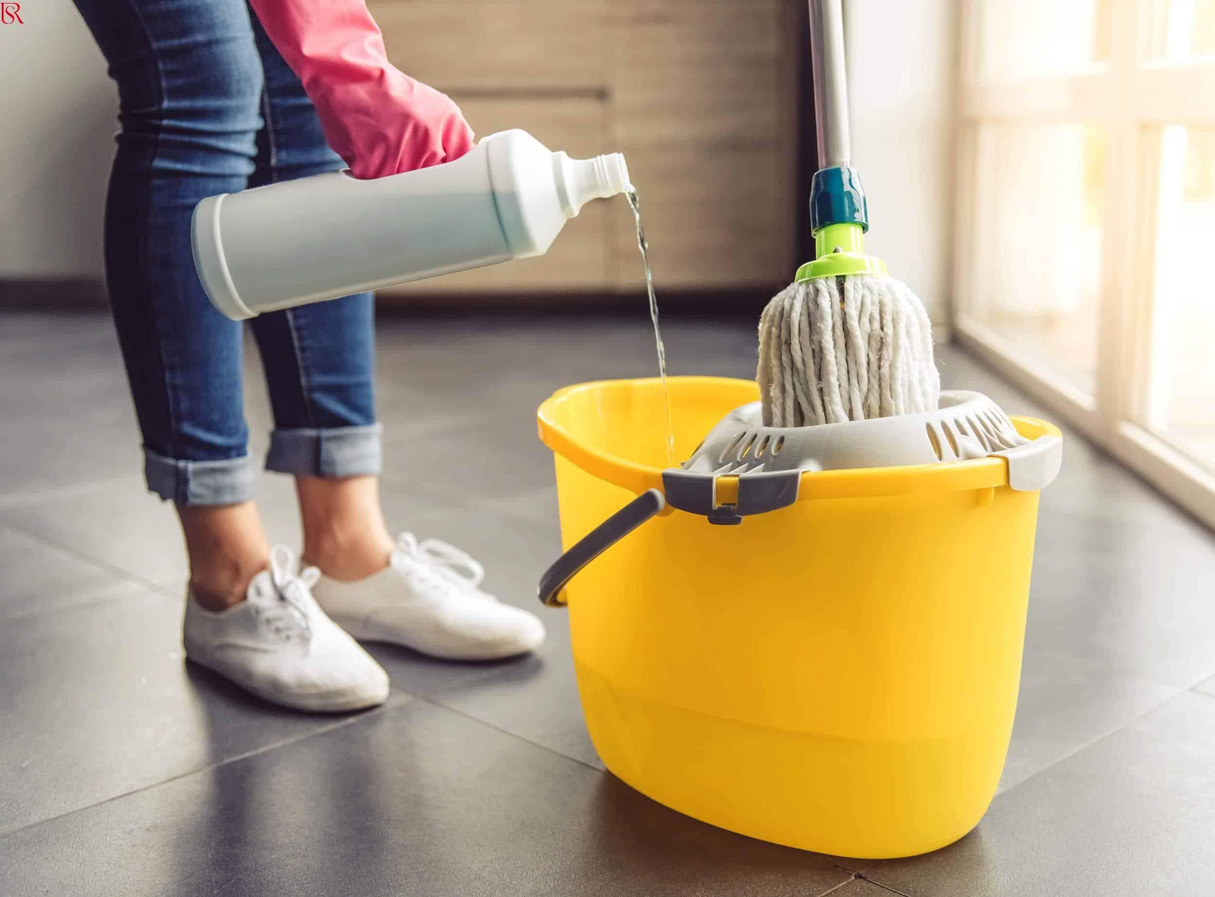 3 خطوات لتعقيم المنزل من الفيروسات